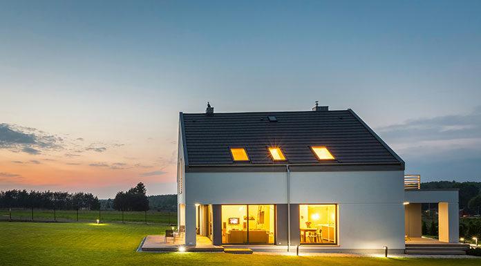 Ograniczenie strat ciepła w domach pasywnych