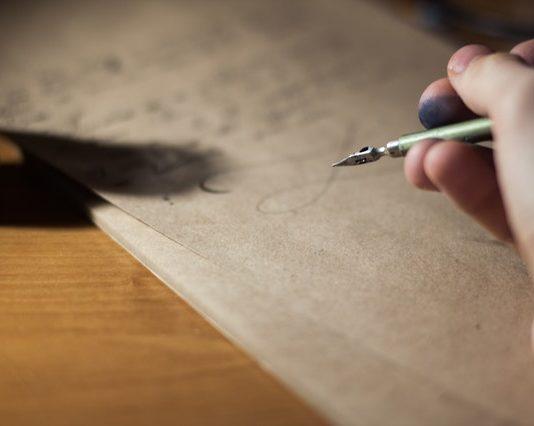 Jak się pisze list?