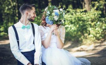 Zdjęcia ślubne na tle Warszawy idealną pamiątka dla nowożeńców