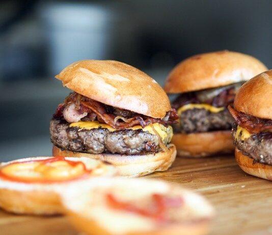 Jak zrobić hamburgera