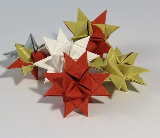 Jak zrobić gwiazdę z papieru