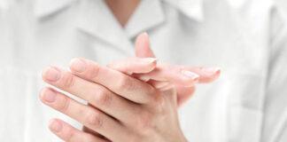 Dezynfekowanie rąk